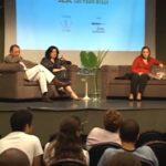 Imagem do vídeo: Debate da mesa 3 no primeiro fórum Internacional Criança e Consumo.
