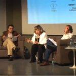 Imagem do vídeo: Debate da mesa 2 no primeiro Fórum Internacional Criança e Consumo.