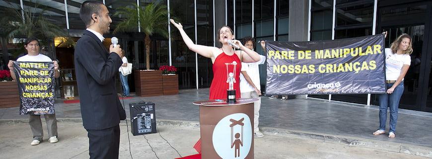 Mattel é vencedora do Prêmio Manipuladora – Dia das Crianças 2011