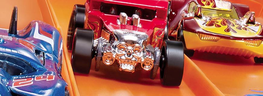 Mattel – Hot Wheels (maio/2012)