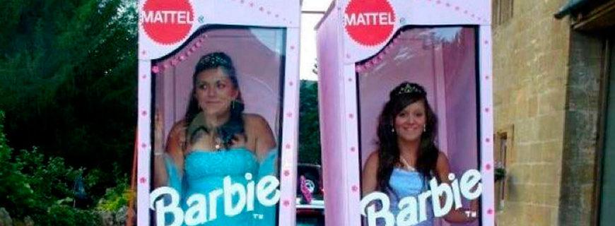Barbie: uma imagem que aprisiona