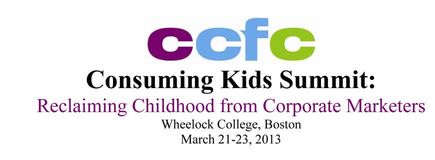 Conferência nos EUA discute criança e consumo