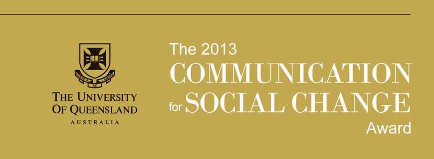 Comunicação em prol de mudanças sociais