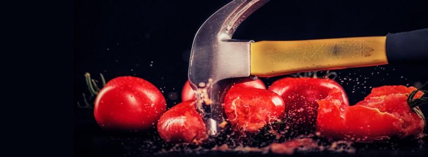 Golpe contra alimentação saudável