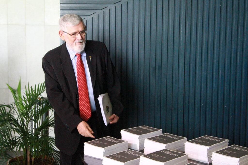 Deputado Padre Luiz Couto (Foto: Laura Leal/ Instituto Alana)