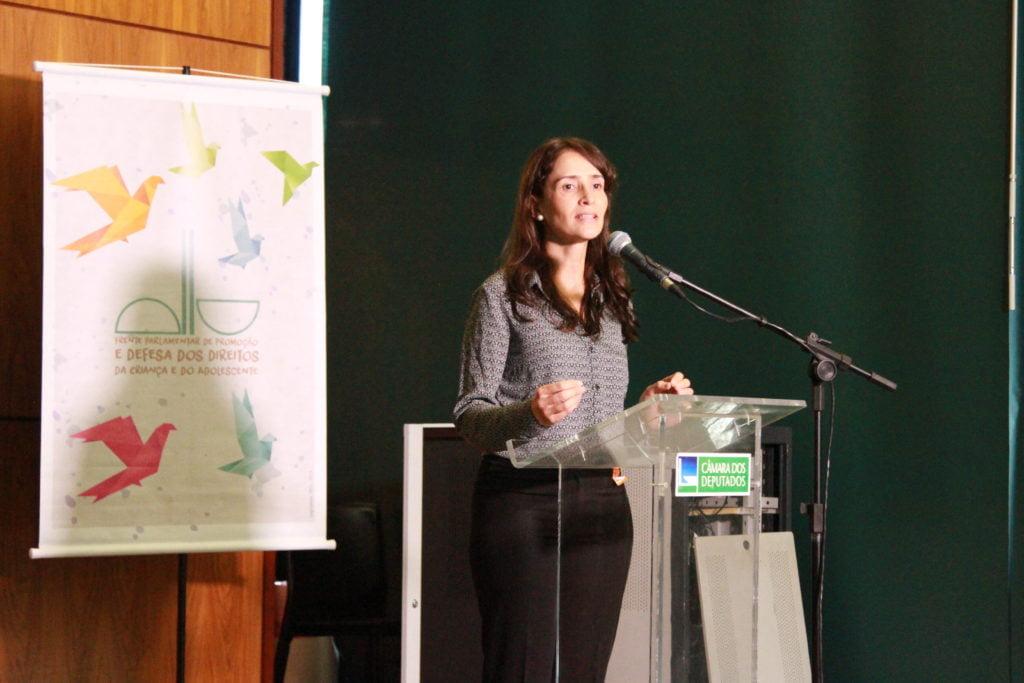 Isabella Henriques, diretora de Advocacy do Instituto Alana (Foto: Laura Leal/ Instituto Alana)
