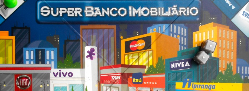 Estrela – Jogo 'Super Banco Imobiliário' (fevereiro/2014)