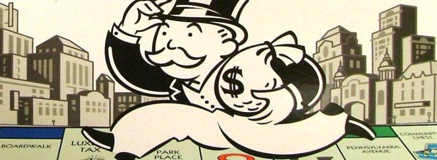 Hasbro – Jogo 'Monopoly Império' (fevereiro/2014)