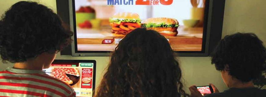 Publicidade de alimentos não saudáveis preocupa ONU
