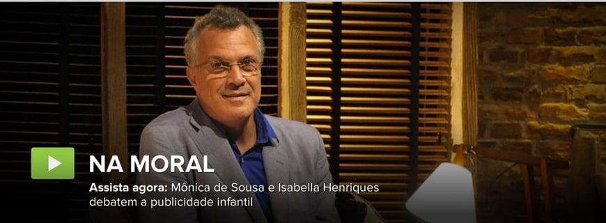 """""""Na moral"""", da Rede Globo, debate consumismo e publicidade infantil"""