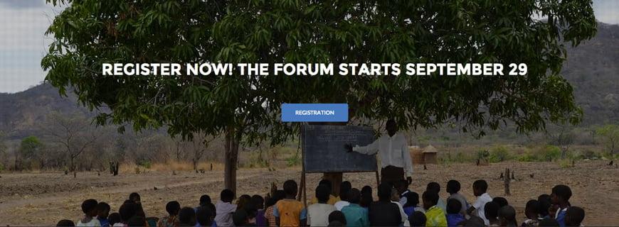 Fórum Global de Nutrição Infantil