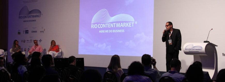 Publicidade e licenciamento de produtos para crianças são debatidos no RioContentMarket