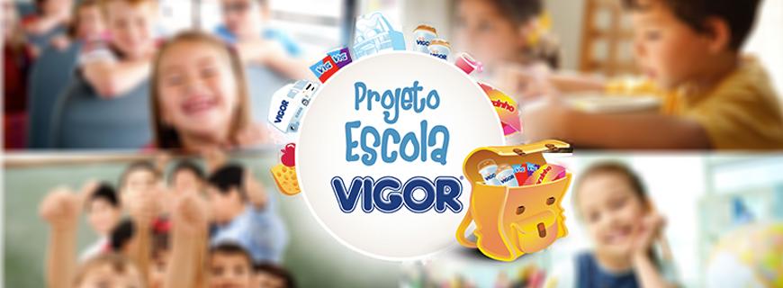 Fábrica de Produtos Alimentícios Vigor S.A. – Projeto Escola Vigor (abril/2015)