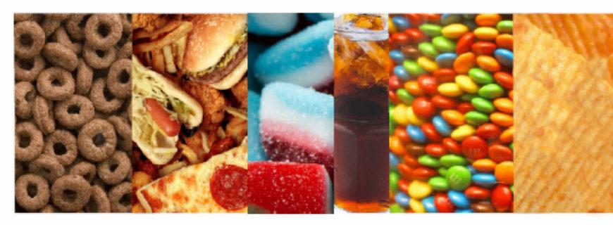 Crianças assistem a 60 publicidades de junk food por semana na TV argentina