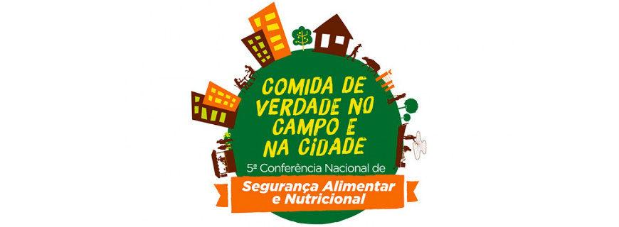 Criança e Consumo na 5ª Conferência Nacional de Segurança Alimentar e Nutricional