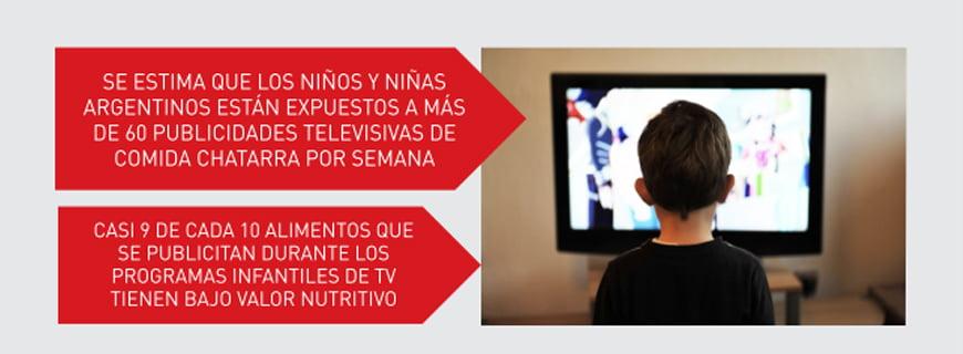 Pesquisa argentina sobre publicidade de alimentos dirigida às crianças é premiada