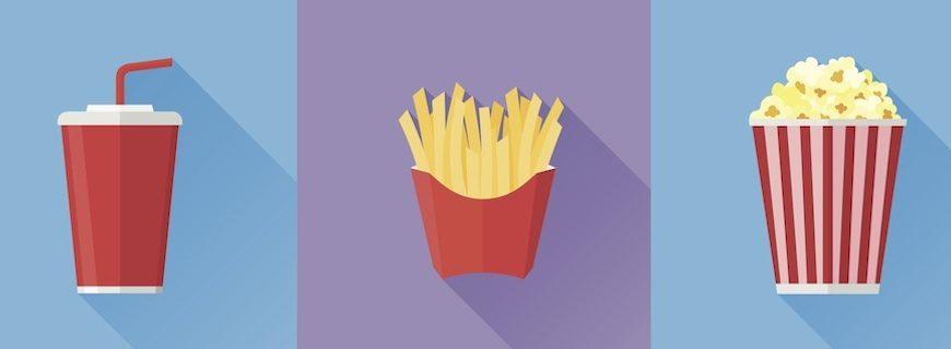 Mesmo com autorregulação, publicidade de alimentos continua nos EUA