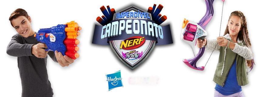 Hasbro – eventos Nerf e Nerf Rebelle (outubro/2016)
