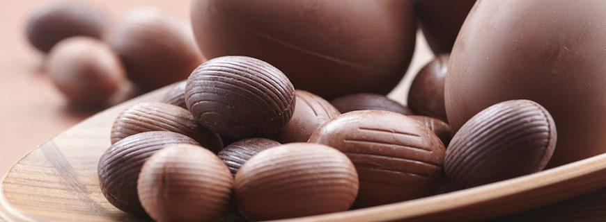 Empresas de chocolates são denunciadas por dirigir publicidade às crianças