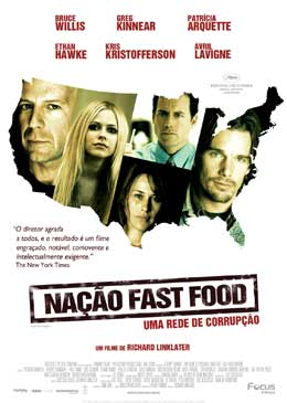Foto da capa do filme: Nação Fast Food.