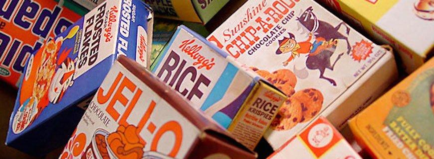 Personagens infantis podem desaparecer de alimentos não saudáveis na Holanda