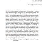 Imagem da capa do documento: Gerações e alteridade: Interrogações a partir da sociologia da infância.