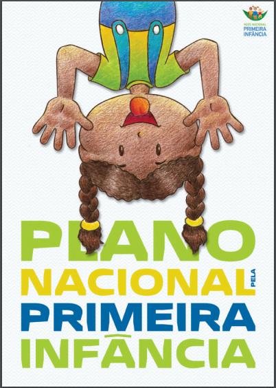Imagem da capa do livro: Plano nacional pela primeira infância.