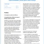 Imagem da capa do documento: Situação Mundial da Infância 2016: Oportunidades justas para cada criança.