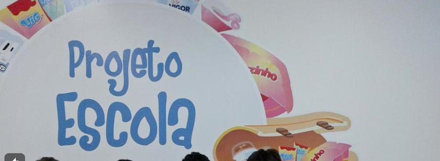 Vigor firma compromisso com MP para restringir contato das crianças com a marca em projeto escolar