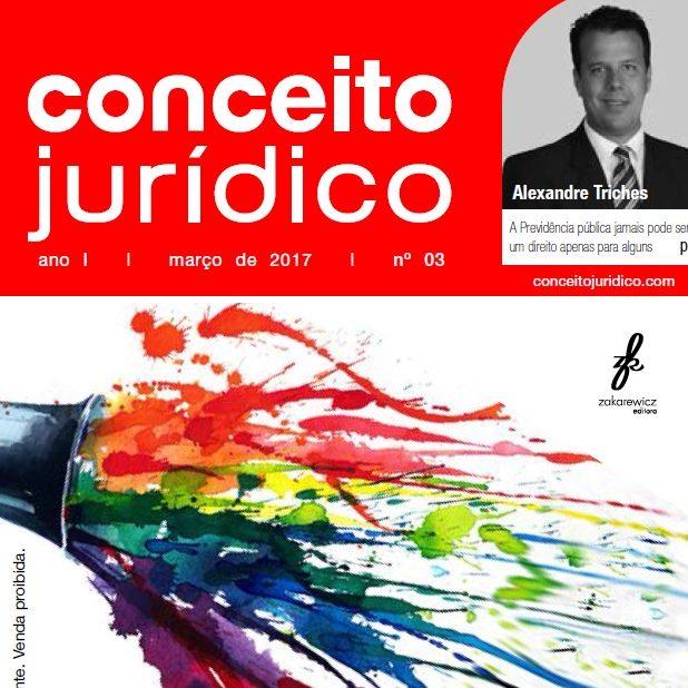 Imagem da capa do livro: Conceito Jurídico.