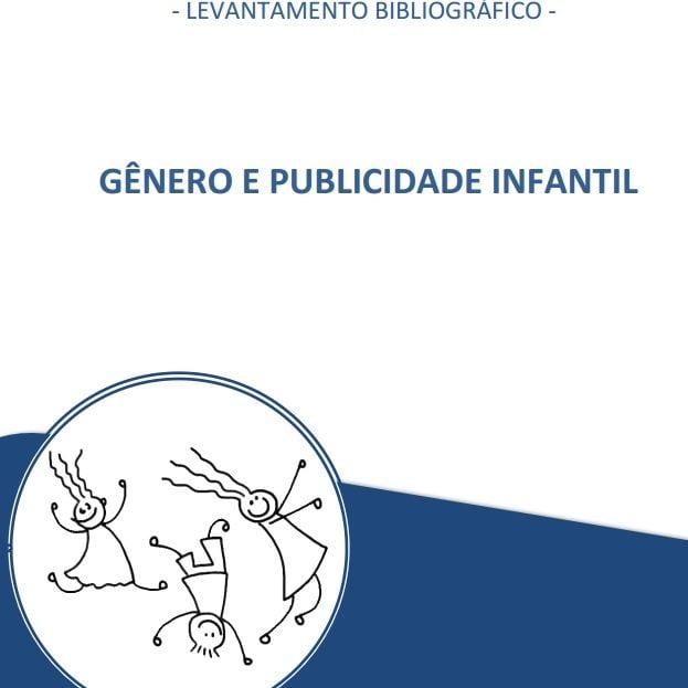 Capa do livro: Gênero e publicidade infantil.