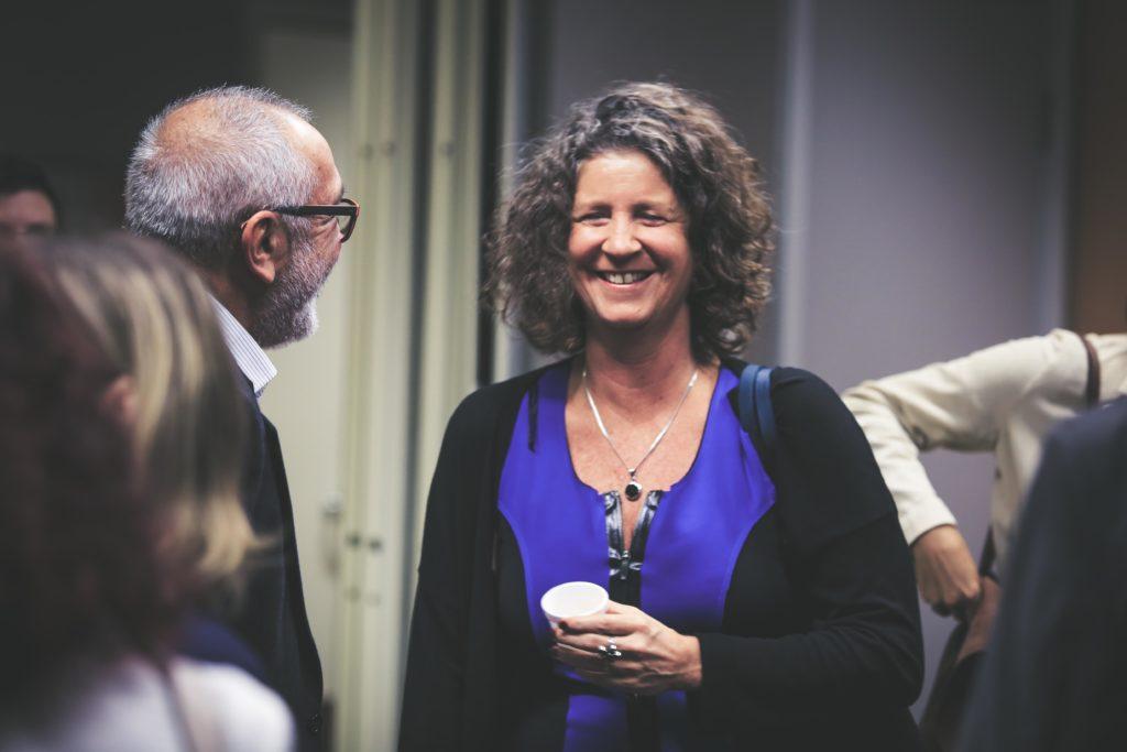 Paula Johns, diretora executiva da ACT. (Foto: Otavio Sousa)