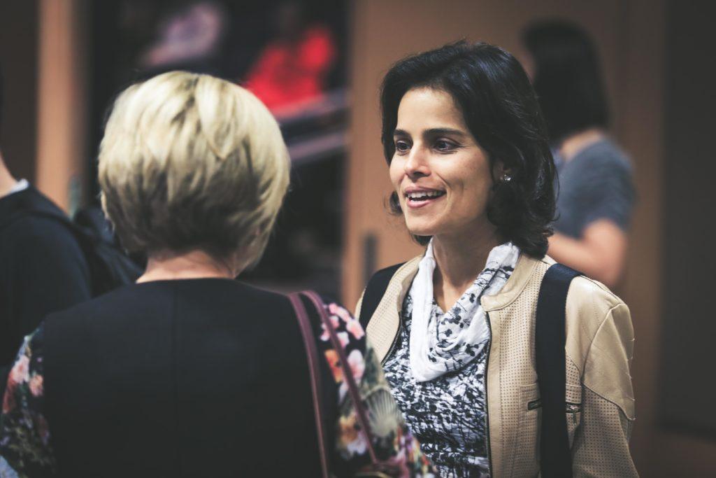 Ana Lucia Villela, presidente do Alana (Foto: Otavio Sousa)