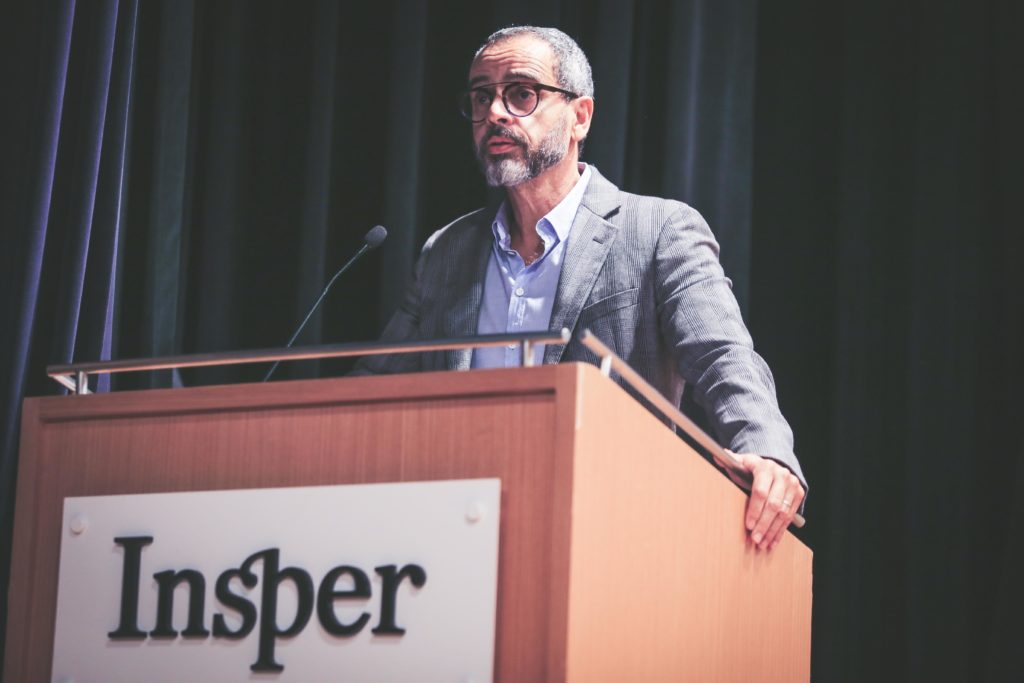 Marcos Nisti, CEO do Alana abrindo o evento (Foto: Otavio Sousa)