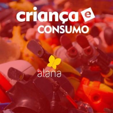 Foto da capa: Apresentação Criança e Consumo.