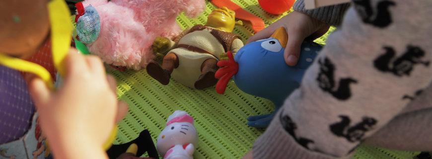 Mês das Crianças: Feiras de Trocas de Brinquedos em todo Brasil