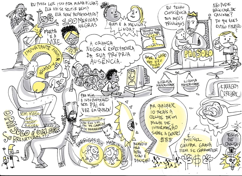 Diário Ilustrado da Paternidade/ Rodrigo Bueno