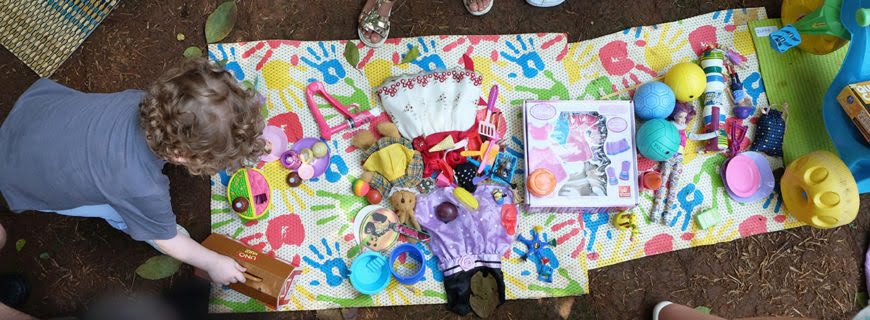Feiras de Trocas de Brinquedos: em outubro e para todo o ano!