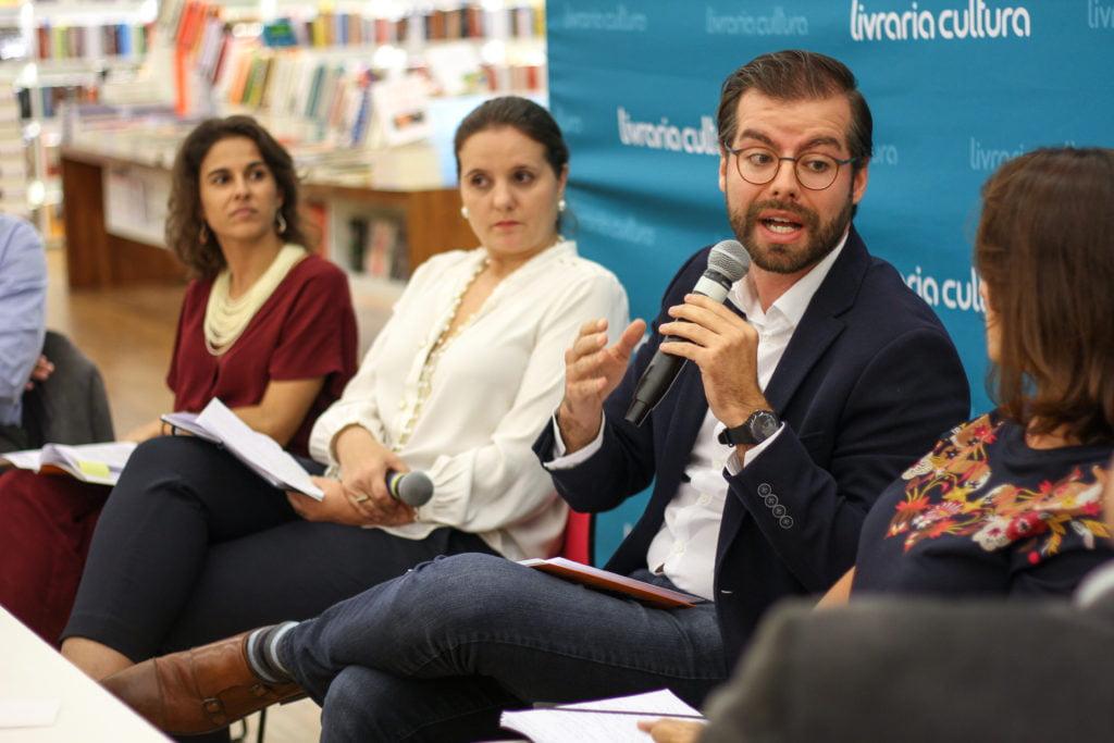 Pedro Hartung, coordenador do Prioridade Absoluta e autor de artigo no livro Autorregulação da Publicidade Infantil no Brasil e no Mundo