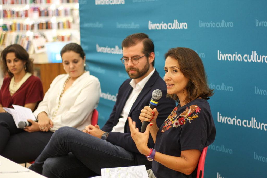 Isabella Henriques, diretora do Advocacy do Alana.