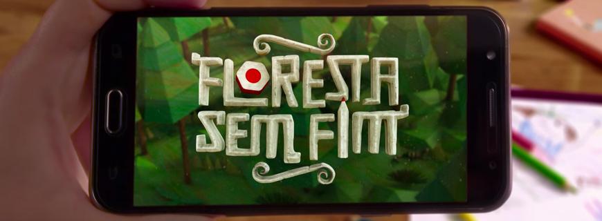 Faber Castell – Planos de aula e aplicativo Floresta sem fim (outubro/2017)