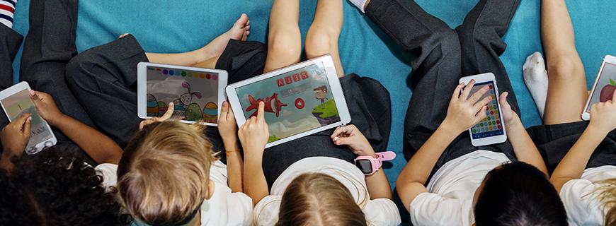 7 dicas para uma internet segura para crianças e sem publicidade infantil